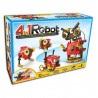 Robot 4 w 1 - Educational motorized robot kit - zdjęcie 1