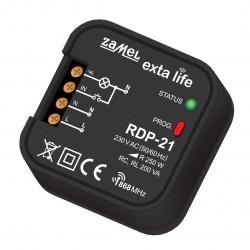 Exta Life - Radiowy ściemniacz dopuszkowy 230V - RDP-21
