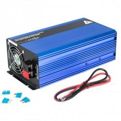 Przetwornica napięcia AZO Digital 24 VDC / 230 VAC SINUS IPS-2000S 2000W