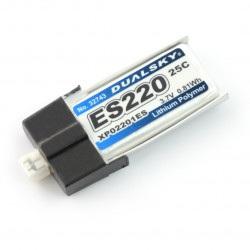 Akumulator Li-Pol Dualsky 220mAh 25C
