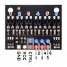 Listwa z czujnikami odbiciowymi QTR-HD-06RC - cyfrowa - zdjęcie 4