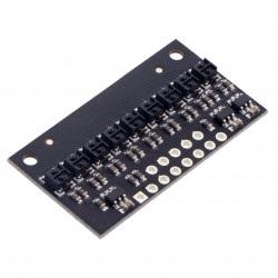 Listwa z czujnikami odbiciowymi QTRX-HD-09RC - cyfrowa