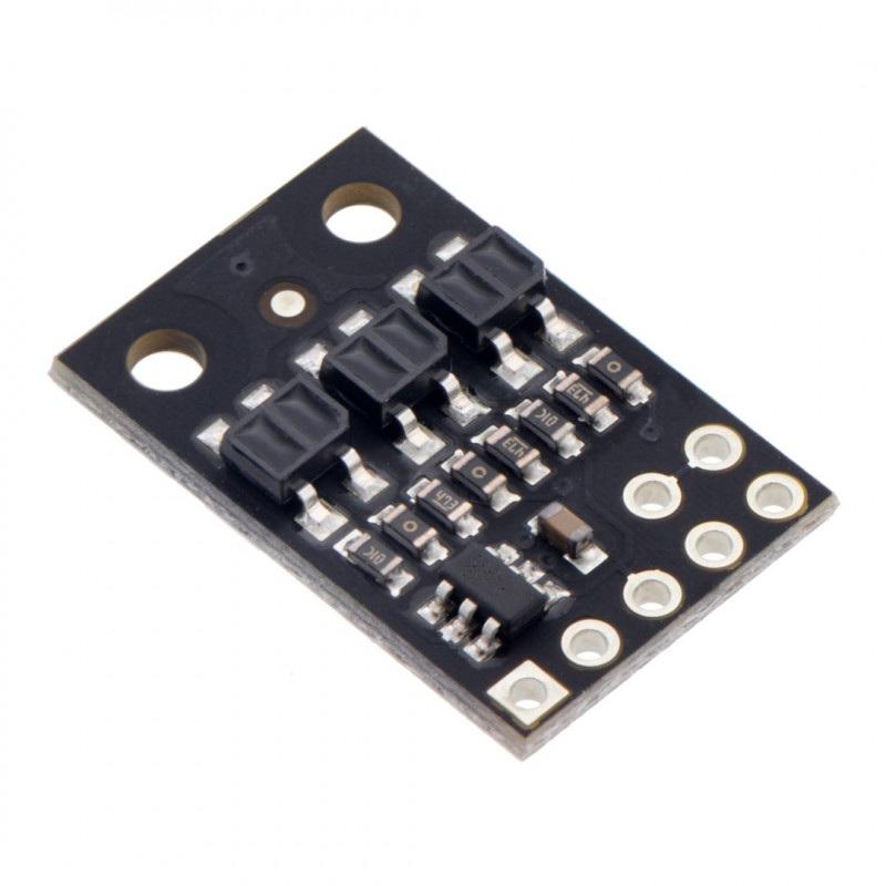 Listwa z czujnikami odbiciowymi QTR-HD-03A - analogowa