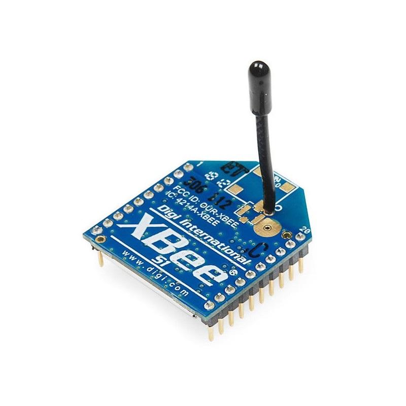 Moduł XBee 802.15.4 1mW Series 1 - U.FL Connection
