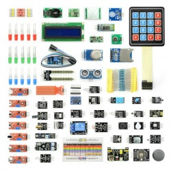 Zestaw czujników - 65 elementów