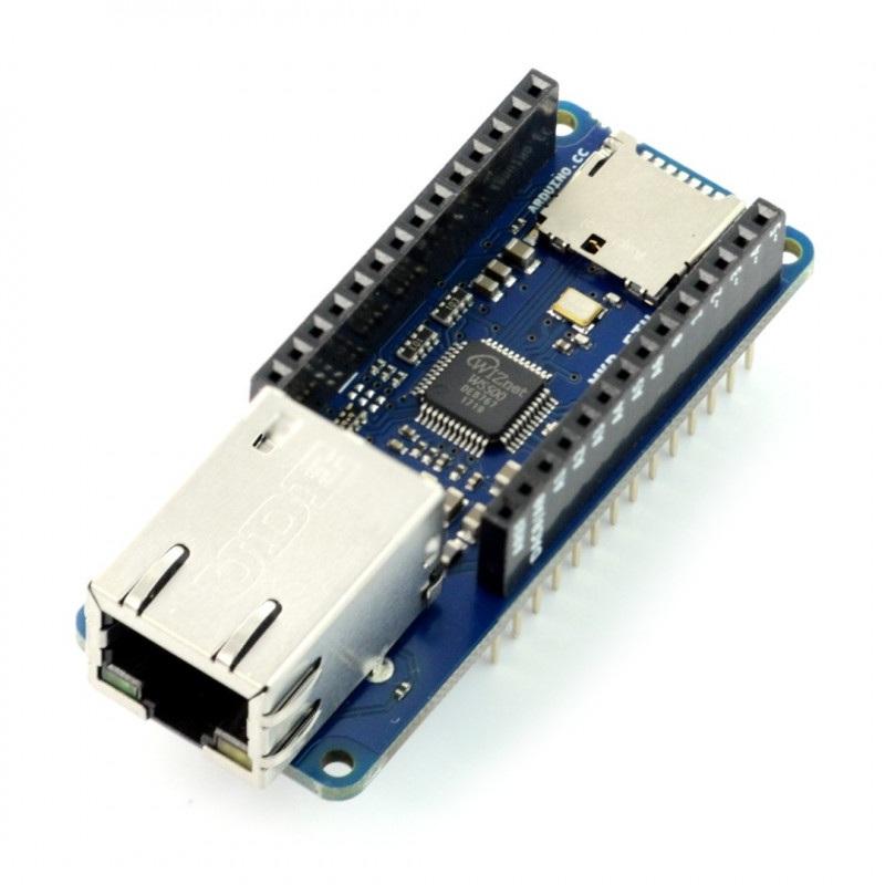 Arduino MKR ETH Shield - nakładka dla Arduino MKR