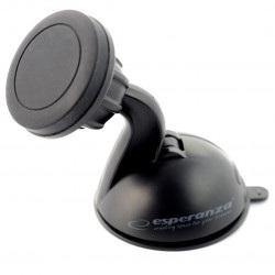 Magnetyczny uchwyt samochodowy do telefonów - Esperanza Allure EMH119