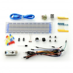 Velleman VMA504 DIY - zestaw startowy dla Arduino