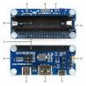 Waveshare Li-ion Battery HAT - nakładka dla Raspberry Pi - zdjęcie 5