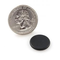 RFID żeton - 16mm 125kHz -...