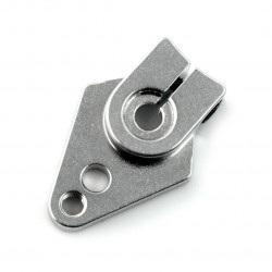 Aluminiowy orczyk Feetech FK-AP-7 - 25mm / 6mm - srebrny