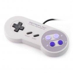 RetroFlag SNES Controller U - retro kontroler do gier