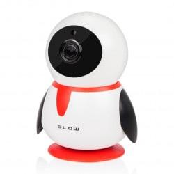 Kamera IP kopułkowa Blow Pingwin H-260 obrotowa WiFi 1080p 2MPx