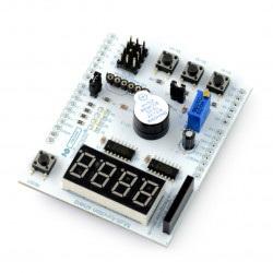 Velleman VMA209 - nakładka wielofunkcyjna dla Arduino