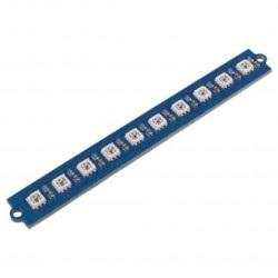 Grove RGB LED Stick - pasek LED RGB 10 x WS2813 Mini 3535