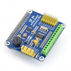 Przetwornik A/C i C/A dla Raspberry Pi - Waveshare