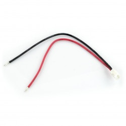 Przewód zasilający JST SH 2-pin 10cm