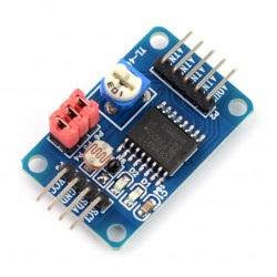 PCF8591 - przetwornik A/C i C/A 8-bitowy I2C v2