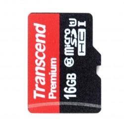 Karta pamięci microSD 8GB klasa 10 + system Ubuntu dla Sparky