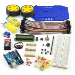 StarterKit Arduino od podstaw - z modułem Arduino Uno