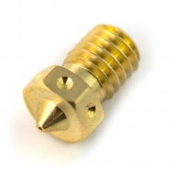 Dysza 0,4mm dla E3D V6 - filament 1,75mm - oryginalna Prusa