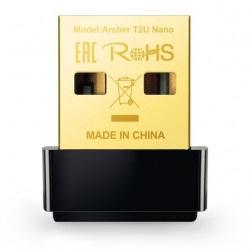 Karta sieciowa WiFi USB Archer T2U Nano 200 Mbps TP-Link AC-600