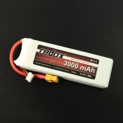 Pakiet Li-Pol Redox 3000 mAh 11.1V 30C