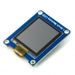 Wyświetlacz LCD 1,3'' z wbudowaną pamięcią
