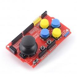 Iduino JoyStick Shield - nakładka dla Arduino