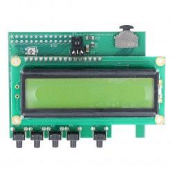 PiFace Control & Display - rozszerzenie do Raspberry Pi