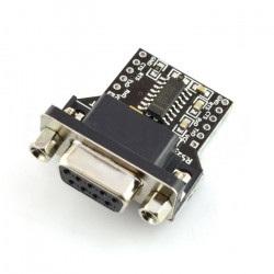 Konwerter RS232 - UART ze...