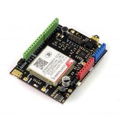 DFRobot Shield GSM/LTE/GPRS/GPS SIM7600CE-T - nakładka dla Arduino