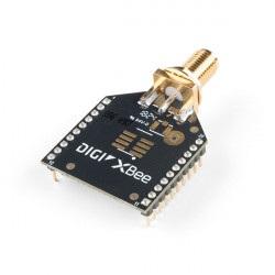 Moduł XBee  802.15.4 + BLE Series 3 - RP-SMA Antena