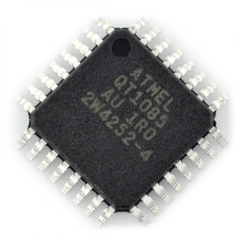 Q-touch AT42QT1085-AU - SMD