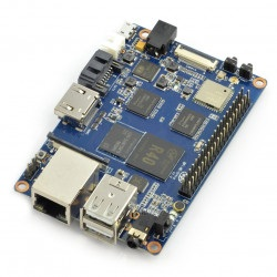 Banana Pi M2 Ultra 2GB RAM + 8GB EMMC Quad-Core WiFi, BT 4.0