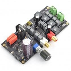 Volt+ Amp - wzmacniacz klasy D 2x50W