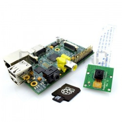 Raspberry Pi Model B 512 MB...