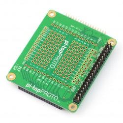 Pi-top - płytka prototypowa - nakładka HAT dla Raspberry Pi
