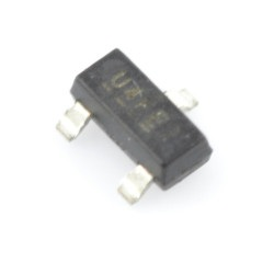 N-MOSFET IRLML2502 - SMD  (5 szt.)