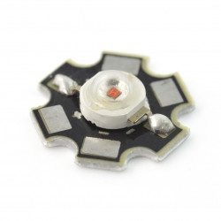 Dioda IR Power LED Star 1 W...