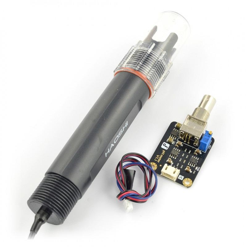 Analogowy miernik pH Pro - moduł DFRobot