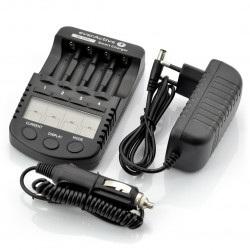 Ładowarka akumulatorów everActive NC-1000