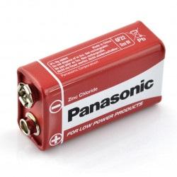 Bateria 6F22 9V Panasonic