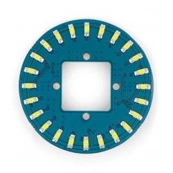 Grove - pierścień LED