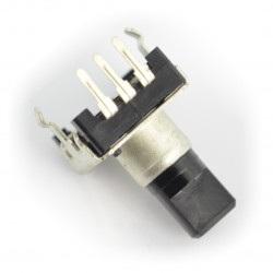 Enkoder 24 impulsy 12mm - EC12 pionowy