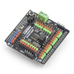 DFRobot Gravity: GPIO Shield dla Arduino