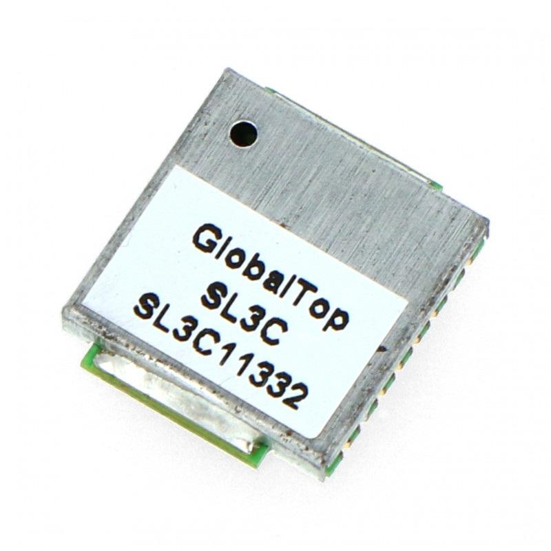 Moduł odbiornika GPS GPS-FGPMMOSL3C
