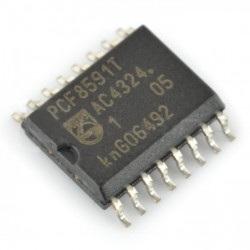 Przetwornik A/C i C/A 8-bitowy PCF8591T SMD
