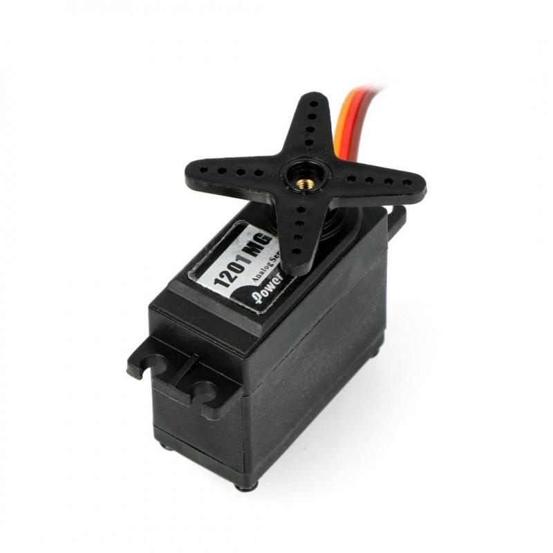 Serwo PowerHD HD-1201MG