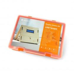 DFRobot - stacja pogodowa z panelem słonecznym - zestaw do samodzielnego montażu